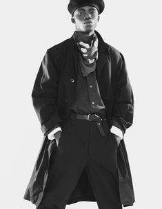 Margaret Howell, Fall Winter, Autumn, Raincoat, Jackets, Collection, Style, Fashion, Men