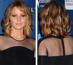 jennifer lawrence hair 2013 | El nuevo corte de Jennifer Lawrence | Radar Fashion