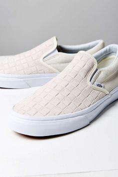 24e07b8744 Vans Suede Checkers Slip-On Sneaker. Vans Suede