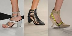 tritom colcci Sapatos tendências primavera/verão2014