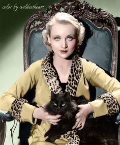 Carole Lombard 1930's