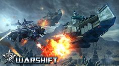 WARSHIFT Gameplay Trailer (Official Final Version)