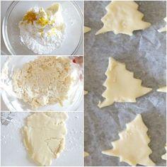 Lemon Shortbread Cookies + 5 More Must Bake Shortbread Recipes - An Italian in my Kitchen Lemon Recipes Baking, Lemon Desserts, Dessert Recipes, Fun Recipes, Healthy Desserts, Easy Desserts, Beef Recipes, Cut Out Cookie Recipe, Christmas