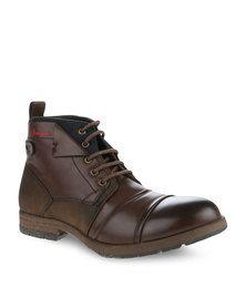 Jordon Renegade Robby Boot Brown - Zando R679