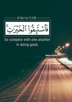 Al-Baqarah. Islamic Qoutes, Muslim Quotes, Religious Quotes, Arabic Quotes, Islamic Teachings, Hindi Quotes, Islam Muslim, Islam Quran, Quran Book