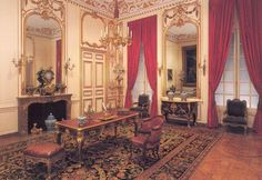 Louis XV style (French Rococo)