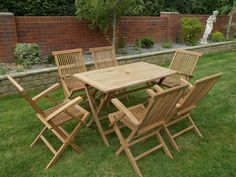 44 great teak garden furniture sale up to 70 off and much more solid rh pinterest com