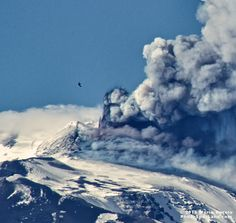 Mt Etna - Parossistic outbreak April 3rd 2013