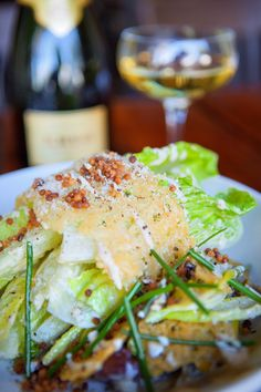 1000+ images about salades on Pinterest | Caesar salad, Salads and Met