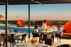 Sunset Pool Bar, Senhora da Guia Cascais Boutique Hotel