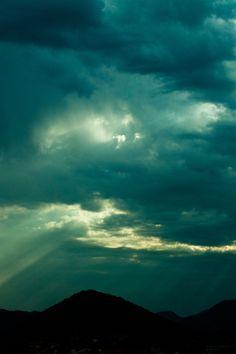 Sky Over Abano