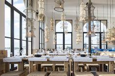 Sfeer | Plateau Royal, Visrestaurant Noorderterras Antwerpen
