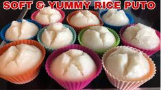 Rice Cake sa Gata Recipe,Easy Rice Cake sa Gata, Paano gumawa ng rice cake sa gata,how to make rice cake Steamed rice cake Ingredients 1 cup Rice Flour c. Easy Rice Cake Recipe, Rice Cake Recipes, Coconut Milk Recipes, Egg Free Recipes, Rice Cakes, Baking Recipes, Dessert Recipes, Ube Recipes, Puto Bigas Recipe