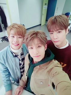 MJ, JinJin, Moonbin