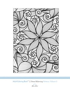 Enjoy Another Free Adult Coloring Page