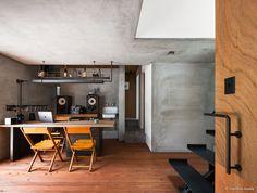 WORKS ::: 呼応する空間 ::: House for a Photographer ::: FORM / Kouichi Kimura Architects ::: フォルム・木村浩一建築研究所