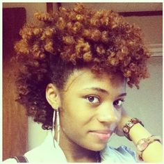 Love this fro!
