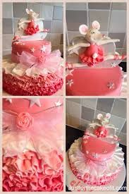 angelina ballerina cake - Google Search Angelina Ballerina, Ballerina Cakes, Google Search
