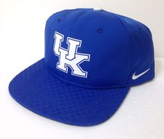 new 35 NIKE KENTUCKY WILDCATS SNAPBACK HAT Checkered Brim uk LIGHTWEIGHT  DRY FIT  Nike  KentuckyWildcats b7c3150e669a