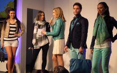 #Mister #Schweiz #Sandro #Cavegn als #Model am #Modetag #2013 im #Emmen #Center.