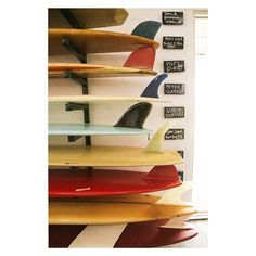 Pick a Fin! @surfectionbyron #byronbay #surf #beautiful #australia #paradise