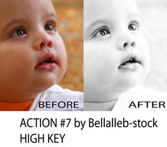 Photoshop free action no.7 HIGH KEY by ~bellalleb-stock on deviantART