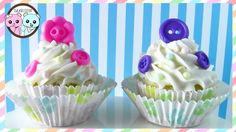 BUTTON CUPCAKES, BABY SHOWER CUPCAKES - BY SUGARCODER  #buttoncupcakes #babyshowercupcakes #babycukes #decoratedcupcakes #cupcakeart