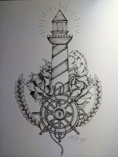 Would love for a forearm tattoo: TattooDesigns - Tattoos - . - Would love for a forearm tattoo: TattooDesigns – Tattoos – - Jj Tattoos, Neue Tattoos, Anchor Tattoos, Forearm Tattoos, Future Tattoos, Body Art Tattoos, Sleeve Tattoos, Nautical Tattoos, Anchor Thigh Tattoo
