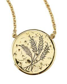 Astrology+Necklace,+Virgo+by+Amy+Zerner+at+Bergdorf+Goodman.