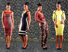 The 2013 collection from Ghanaian designer DUABA SERWA, lovely.