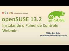 Instalando o Painel de Controle #Webmin no #Linux #openSUSE