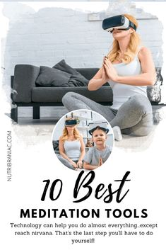 10 Best Meditation Tools and Meditation Devices - NutriBraniac Best Meditation, Morning Meditation, Meditation Benefits, Meditation For Beginners, Chakra Meditation, Guided Meditation, Yoga Beginners, Health And Wellness Quotes, Wellness Tips
