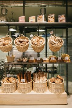 Bakery cafe, bakery interior, boulangerie patisserie, bakery shop design, c Bakery Cafe, Bakery Decor, Bakery Store, Bakery Interior, Rustic Bakery, Vintage Bakery, Decoration Patisserie, Bread Display, Bakery Display
