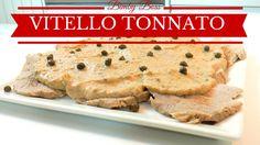 Il vitello tonnato, o vitel tonè, è un piatto servito freddo e contrariamente a quello che molti pensano, è un piatto italianissimo tipico della cucina Piemontese.  E' la classica ricetta estiva che si adatta bene a pranzi e cene stuzzicanti e gustose.