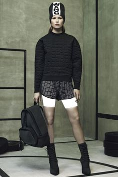 Alexander Wang's collection for H&M.