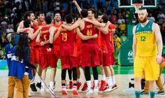 Plata y bronce para el baloncesto español en Río 2016 - http://www.juegosyolimpicos.com/plata-bronce-baloncesto-espanol-rio-2016/