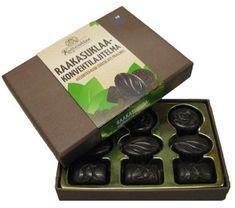 Suklaat – Vegaanituotteet Decorative Boxes, Decorative Storage Boxes