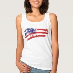 #vintage - #tee-shirt american tank top