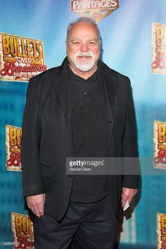 Richard Riehle arrives for the red carpet premiere of 'Bullets Over Broadway' At Hollywood Pantages Theatre at the Pantages Theatre on January 5, 2016 in Hollywood, California.