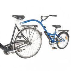 Troisième Roue Trailer Bike - 3eme roue pour vélo enfant
