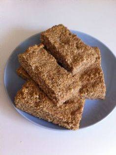 Dukan Breakfast Bars