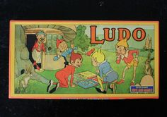 Classic Ludo Board Game — Vintage and Nostalgia Co. - Gifts and Vintage Shop Online