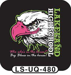 Design Custom School Spiritwear T-Shirts, Hoodies & Team Apparel by Spiritwear.com