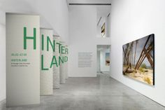 Exhibtion, Center for Land Use Interpretation, Hinterland, Proposal by Vanessa Lam