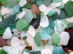 What is Sea Glass? Where to Find Sea Glass and How to Drill Sea Glass.  Read the article and learn how to drill holes through sea glass for jewellery and wind chimes