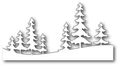MEMORY BOX: Fresh Pine Landscape Craft Die This package contains Fresh Pine Landscape Craft Die: one image die. Approximate measurements: x inches. Christmas Paper, Christmas And New Year, Christmas Crafts, Christmas Ornaments, Scrapbook Supplies, Scrapbook Cards, Crafts To Make, Crafts For Kids, Christmas Window Decorations