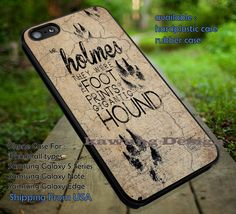 Sherlock Holmes Bbc Quote iPhone 6s 6 6s  5c 5s Cases Samsung Galaxy s5 s6 Edge  NOTE 5 4 3 #movie #supernatural #superwholock #sherlock #doctorWho dt