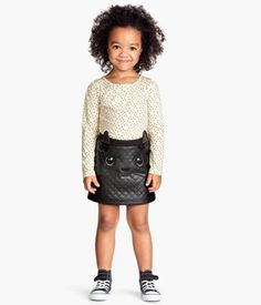 H&M Quilted Skirt $17.95