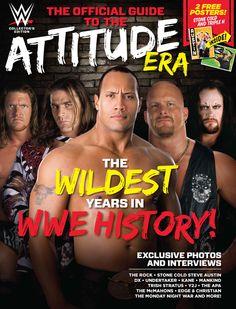 WWE: Attitude Era – Media Lab Publishing