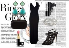 """SHADY LADY NIGHT"" by fashionlikeadrug on Polyvore"